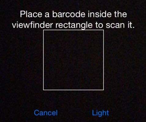 Anyscene scan qr