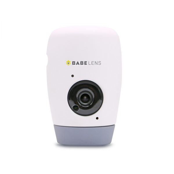 Babelens FHD Indoor Security Camera With MP3 Player, Night-Light