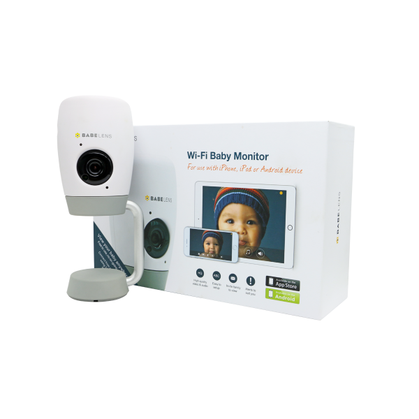 Babelens FHD 1080P Baby Home Nanny Monitor