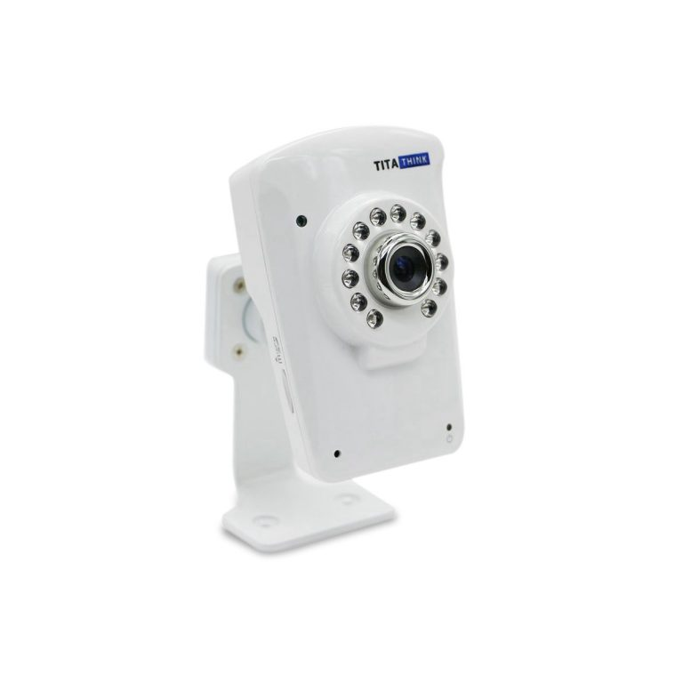 Indoor Full HD Night Vision Wireless Security Camera