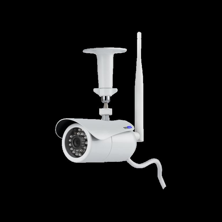FHD Outdoor Long Focus Length Mini Small Wi-Fi PoE Security Camera