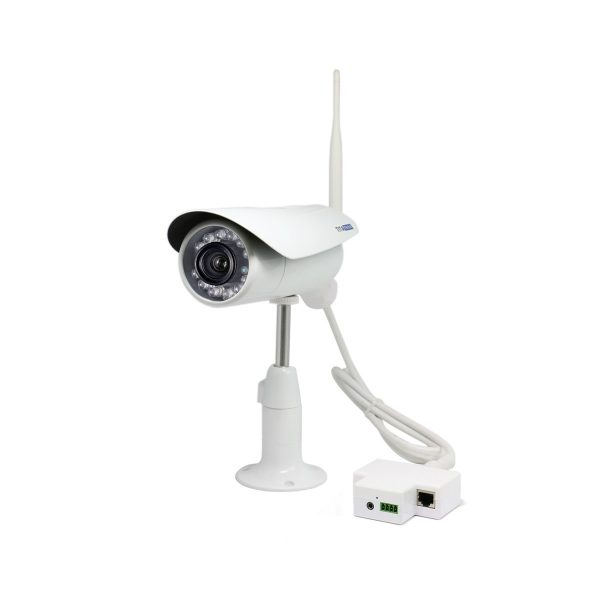 Professional Full HD Outdoor Waterproof Night Vision Wireless Surveillance Camera