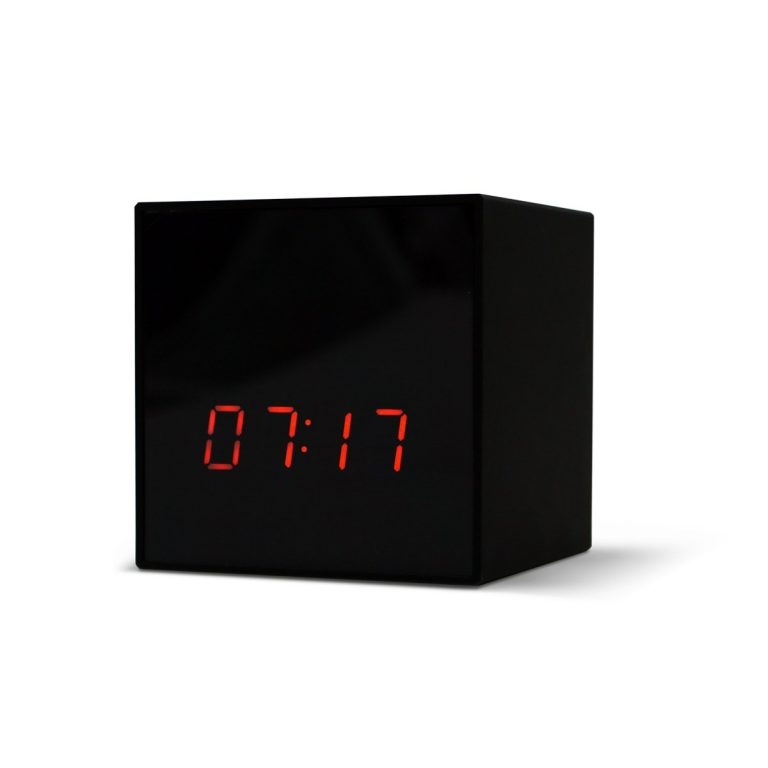 HD 720P Home Alarm Clock Motion Activated Security Camera