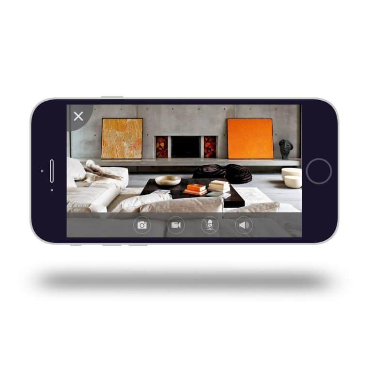 TT525PW 1080P FHD Wi-Fi PoE Spy Hidden Security Camera