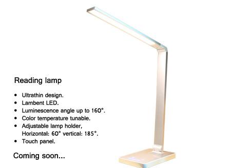 titathink reading lamp